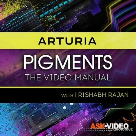 Ask Video Pigments 101 The Video Manual TUTORiAL