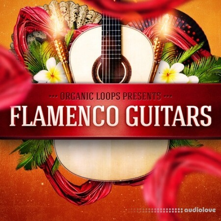 Organic Loops Flamenco Guitars WAV REX