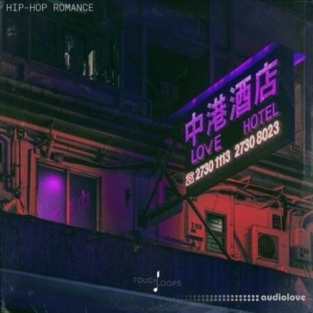 Touch Loops Hip-Hop Romance WAV MiDi