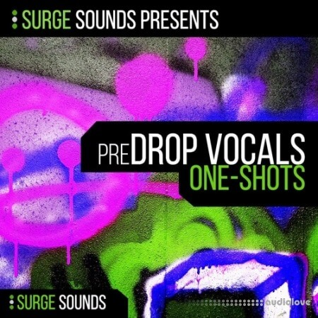 Surge Sounds preDROP Vocals WAV