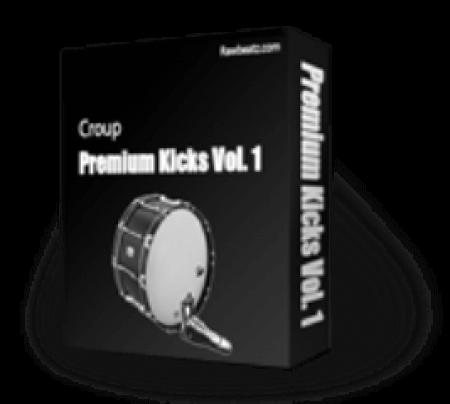Croup Premium Kicks Vol.1 WAV