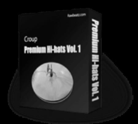 Croup Premium Hi-Hats Vol.1 WAV
