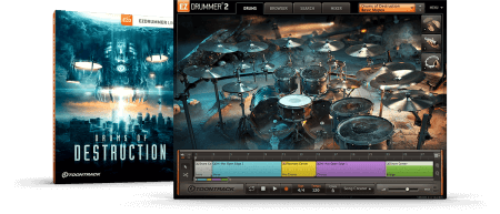 Toontrack Drums of Destruction EZX v1.0.0 EZDrummer Superior Drummer