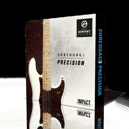 Impact Soundworks Shreddage 3 Precision
