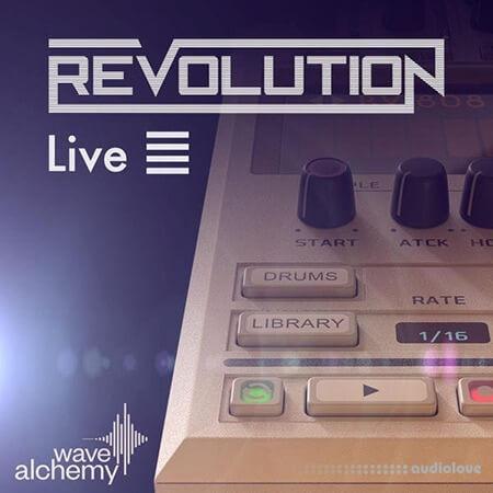 Wave Alchemy Revolution Live Pack Ableton Live