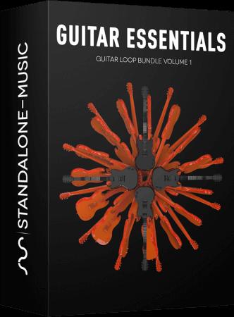 Standalone-Music Guitar Essentials Vol.1 WAV