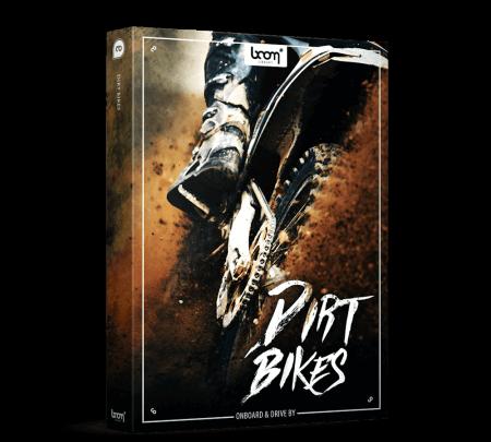 Boom Library Dirt Bikes WAV