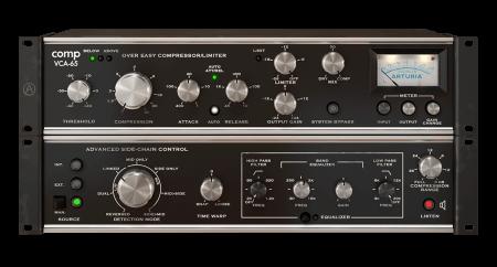 Arturia Comp VCA-65 v1.0.0.595 MacOSX