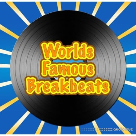Quickmix Audio Worlds Famous Breakbeats WAV