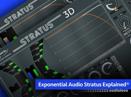 Groove3 Exponential Audio Stratus Explained