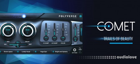 Polyverse Music Comet