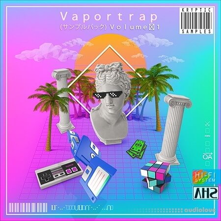 Kryptic Samples Vaportrap Vol.1