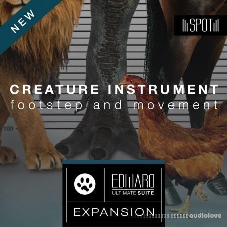 Tovusound Spot Creature Instrument