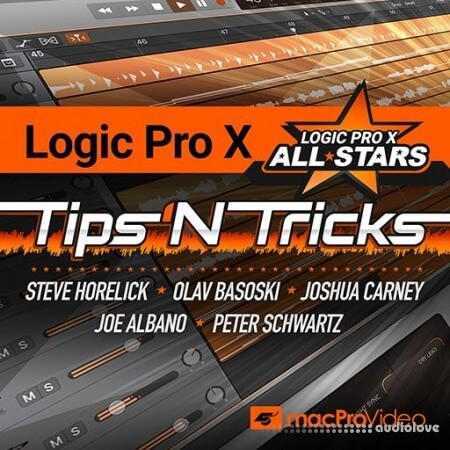 MacProVideo Logic Pro X 303 All Star Tips 'N Tricks