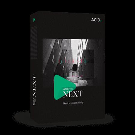 MAGIX ACID Pro Next v1.0.3.30 WiN