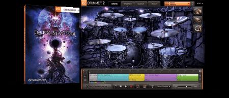 Toontrack Dark Matter EZX v1.0.0 EZDrummer Superior Drummer