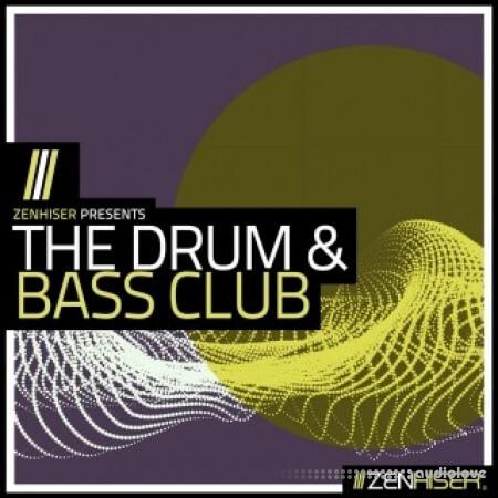 Zenhiser The Drum and Bass Club WAV MiDi