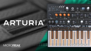 Sonic Academy How To Use Arturia MicroFreak with King Unique