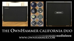 Ownhammer Impulse Response Libraries California Duo