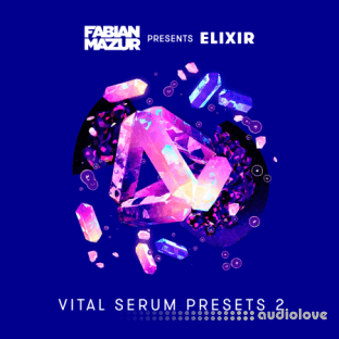 Splice Sounds Fabian Mazur Vital Serum Preset Vol.2
