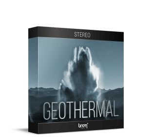 Boom Library Geothermal 3D Stereo Edition