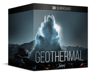 Boom Library Geothermal 3D Surround Edition
