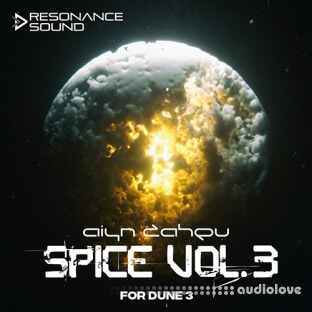Aiyn Zahev Sounds DUNE3 Spice Vol.3