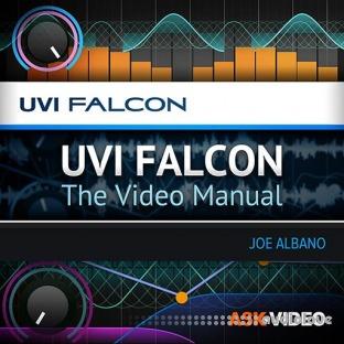 Ask Video UVI Falcon 101 UVI Falcon The Video Manual