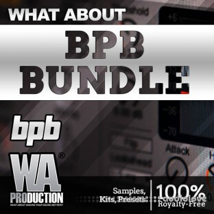 WA Production BPB Bundle Future Bass Pop Synthwave
