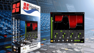 Harrison Multiband Compressor