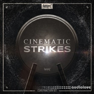 Boom Library Cinematic Strikes Construction Kit