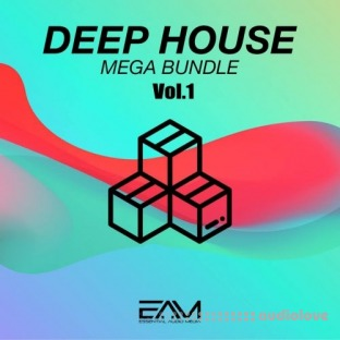 Essential Audio Media Deep House Mega Bundle Vol.1