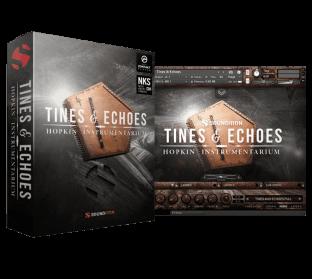 Soundiron Hopkin Instrumentarium Tines and Echoes