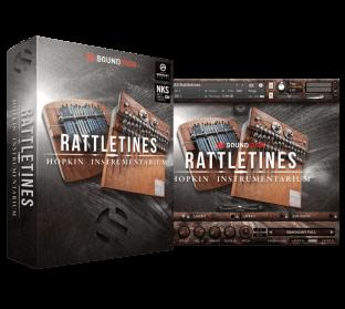 Soundiron Hopkin Instrumentarium Rattletines
