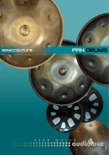 Soniccouture Pan Drums