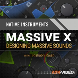 Ask Video Massive X 201 Designing Massive Sounds