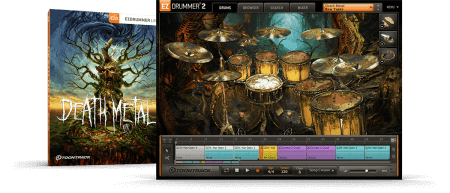 Toontrack Death Metal EZX