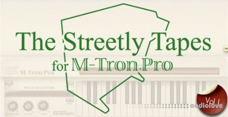GForce The Streetly Tapes Vol.1 for M-Tron Pro