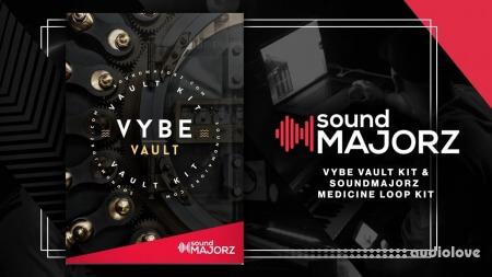 SoundMajorz Vybe Vault Kit WAV