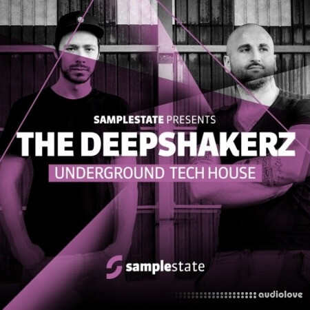 Samplestate The Deepshakerz MULTiFORMAT