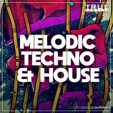 True Samples Melodic Techno and House WAV MiDi Synth Presets