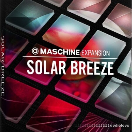 Native Instruments Solar Breeze Maschine Expansion