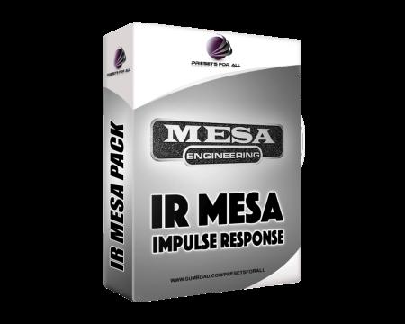 Presets For All IR MESA Guitar Impulse Response Pack
