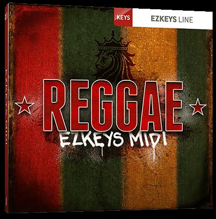 Toontrack Reggae EZkeys MiDi WiN MacOSX