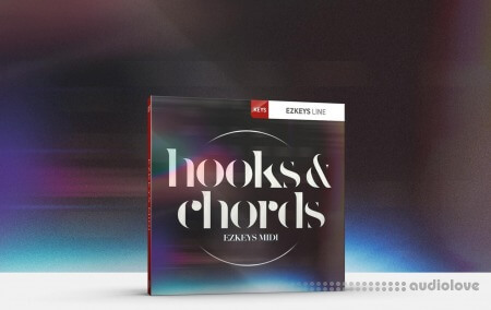 Toontrack Hooks and Chords EZkeys MiDi WiN MacOSX