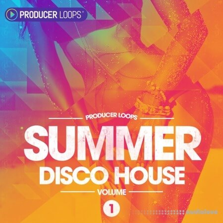 Producer Loops Summer Disco House Vol.1 WAV MiDi
