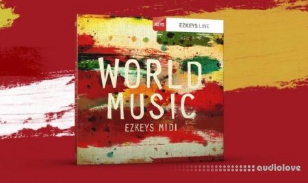 Toontrack World Music EZkeys
