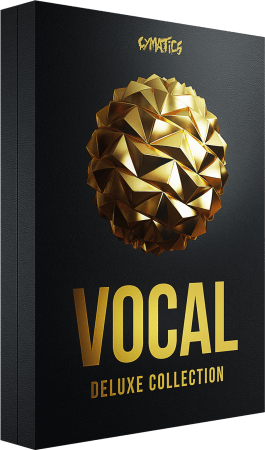 Cymatics Deluxe Vocal Collection