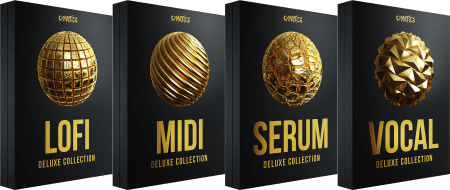 Cymatics Black Friday Deluxe Bundle WAV MiDi Synth Presets