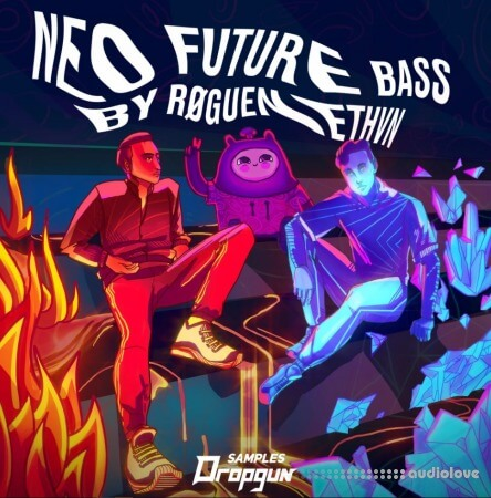 Dropgun Samples Neo Future Bass by RØGUENETHVN WAV Synth Presets
